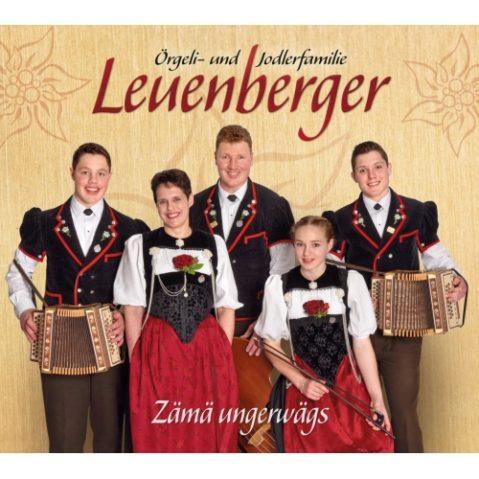 Örgeli- und Jodlerfamilie Leuenberger